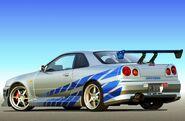 2-Fast-2-Furious-Brian-OConners-Skyline-R34-GT-R-Rear-Left