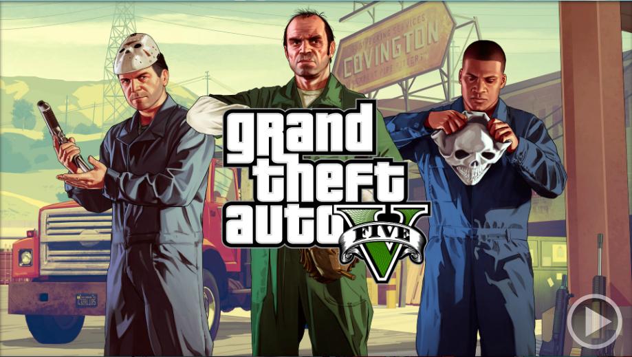 Grand Theft Auto V: Spot televisivo