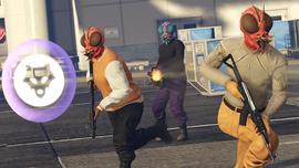 """GTA Online - Modo Adversario """"Acción ofensiva""""3"""