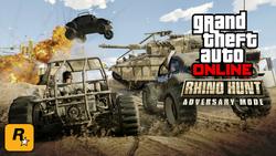 """GTA Online - Modo Adversario """"Caza de Rhinos""""1.png"""