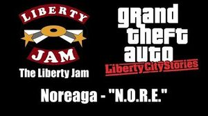 "GTA Liberty City Stories - The Liberty Jam Noreaga - ""N.O.R.E"