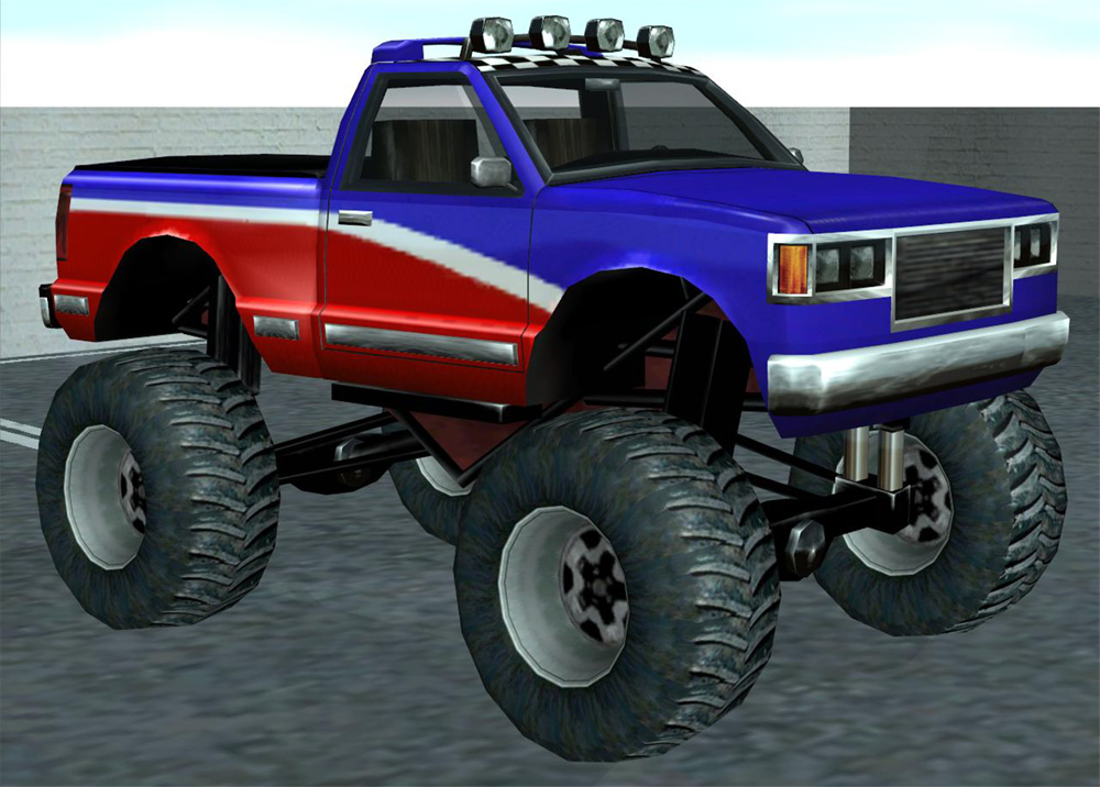 Monster Truck Grand Theft Encyclopedia Fandom