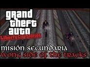 Wong Side of the Tracks - GTA Liberty City Stories PSP (Español-Sin Comentario) Guía 100%