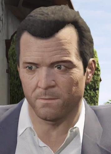 Personajes de Grand Theft Auto V