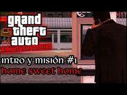 Home Sweet Home - GTA Liberty City Stories PSP - Introducción y Misión -1