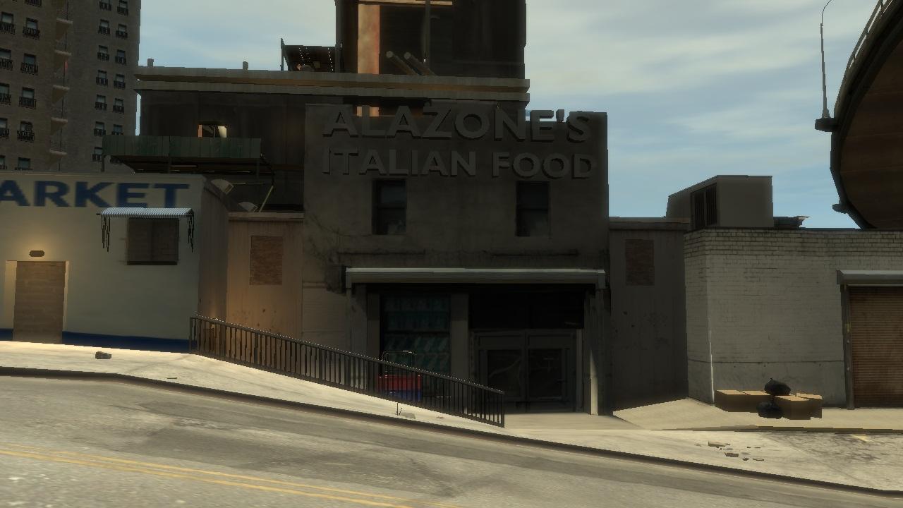 Alazone's Italian Food