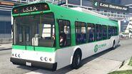 Autobús del Aeropuerto RGSC Historia 2019