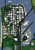 Mapa de San Fierro