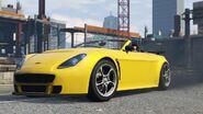 Rapid-GT Cabrio RGSC 2019 GTA Online