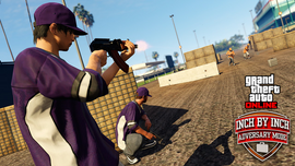 "GTA Online - Modo Adversario ""Palmo a palmo""2"