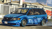 Minivan-custom