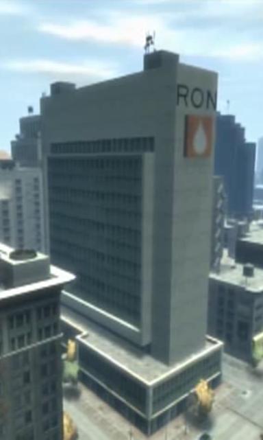 Edificio de RON