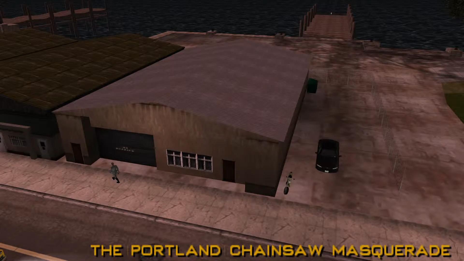 The Portland Chainsaw Masquerade