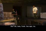 Tenpenny habla con Truth