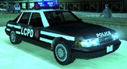 Coche de Policia LCS