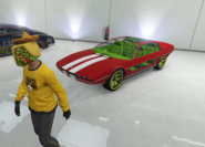 Toreador modificado GTA Online