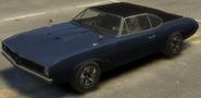 Stallion techo lona GTA IV