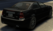 Presidente detrás GTA IV