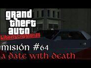 A Date With Death - GTA Liberty City Stories PSP - Misión -64 (Español-Sin Comentario)