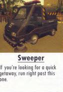 SweeperBETASA