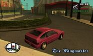 GTA San Andreas Beta Ringmaster