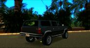 VCS PS2 FBI Rancher Atrás