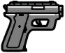 Pistola cutre MkII GTAO HUD