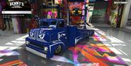 Slamtruck modificado GTA V