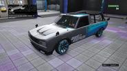 Warrener HKR modificado GTA Online