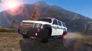 Guardia forestal RGSC 2019 GTA V
