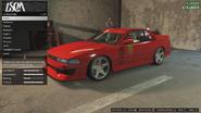 Annis Remus tuneado GTA Online