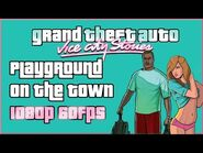 GTA Vice City Stories - Fardando en Downtown - 1080p 60fps