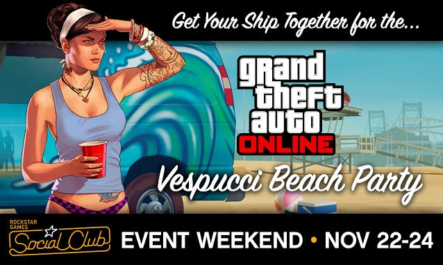 Actualizaciones mayores de Grand Theft Auto Online