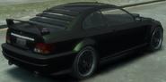 Sentinel XS detrás GTA IV