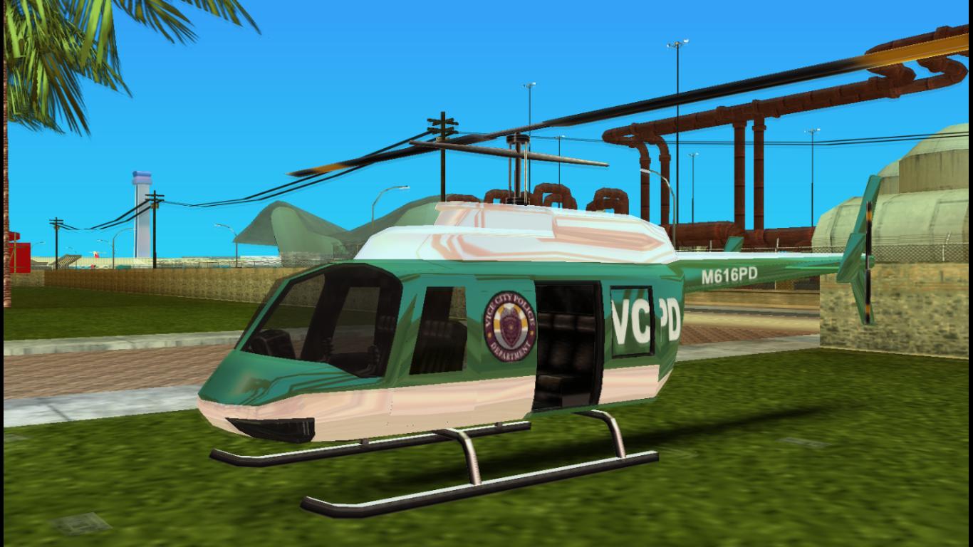VCPD Maverick