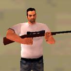 Rifle de francotirador LCS