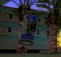 Gas lacrimógeno VCS PS2