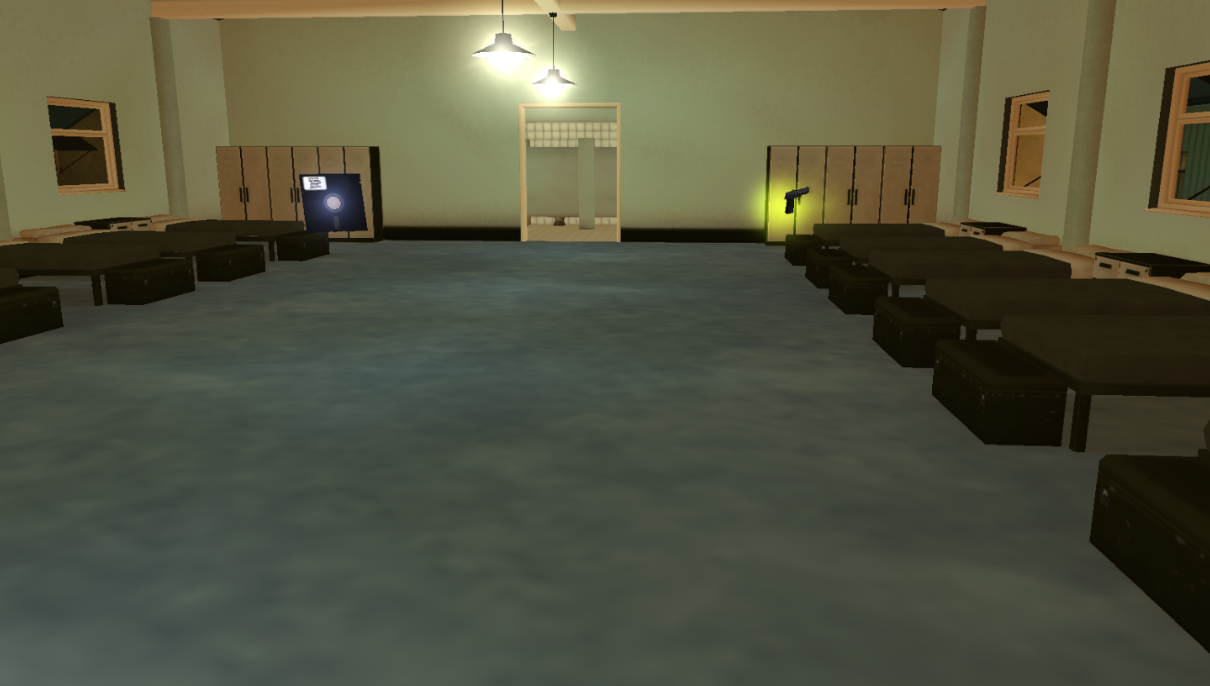 Interiores de Grand Theft Auto: Vice City Stories