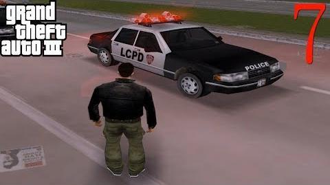 Grand Theft Auto III - Episodio 7 Misiones de vigilante (Portland)-0
