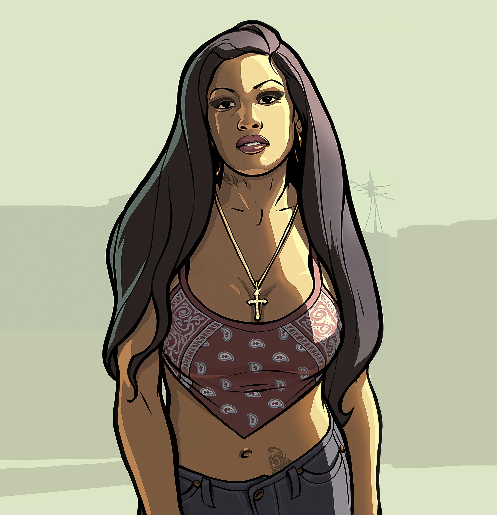 Gángster Latina