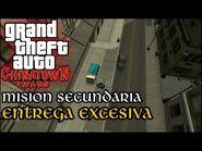 Entrega Excesiva - GTA Chinatown Wars PSP (Español-Sin Comentario) Guía 100%