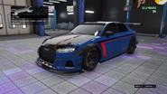 Tailgater S modificado GTA Online