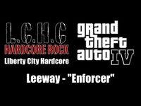 "GTA IV (GTA 4) - Liberty City Hardcore - Leeway - ""Enforcer"""