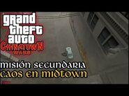 Caos en Midtown - GTA Chinatown Wars PSP (Español-Sin Comentario) Guía 100%