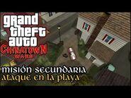 Ataque en la Playa - GTA Chinatown Wars PSP (Español-Sin Comentario) Guía 100%