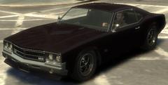 Sabre GT GTA IV