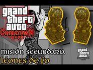 Los 2 Leones de Fo - GTA Chinatown Wars PSP (Español-Sin Comentario) Guía para el 100
