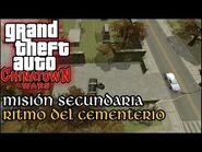 Ritmo del Cementerio - GTA Chinatown Wars PSP (Español-Sin Comentario) Guía 100%
