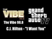 GTA IV (GTA 4) - The Vibe 98.8 - C.J