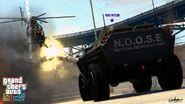 Buzzard vs NOOSE APC